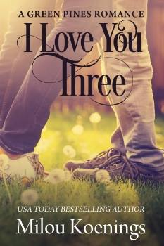 I love you three cover